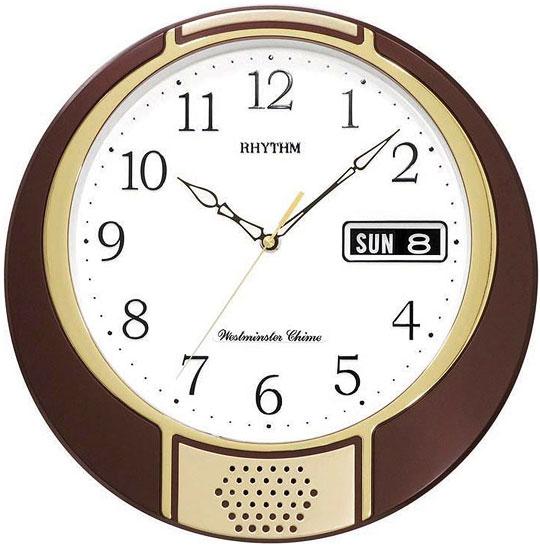 Настенные часы Rhythm 4FH626WR06 rhythm 4fh626wr06