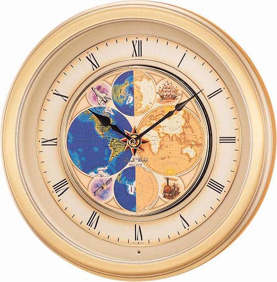 Настенные часы Rhythm 4MH754WD18