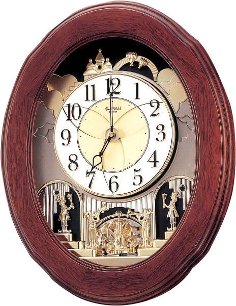 Настенные часы Rhythm 4MH780WD06 настенные часы русский меценат рм 780