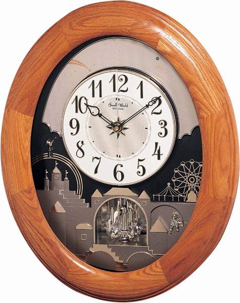 Настенные часы Rhythm 4MH782PD07