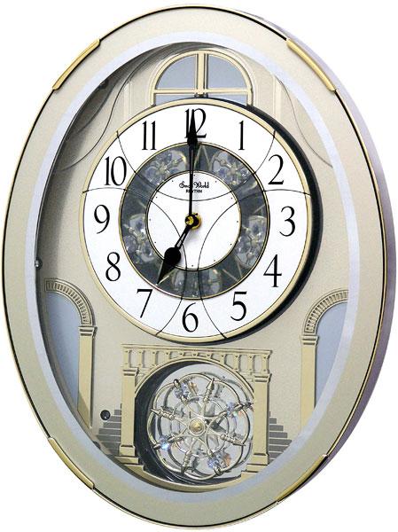 Настенные часы Rhythm 4MH787WD18