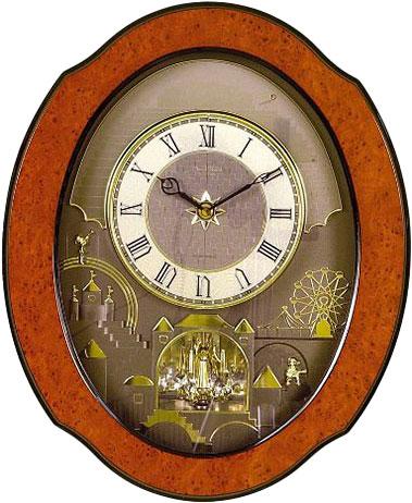 Настенные часы Rhythm 4MH797PD06