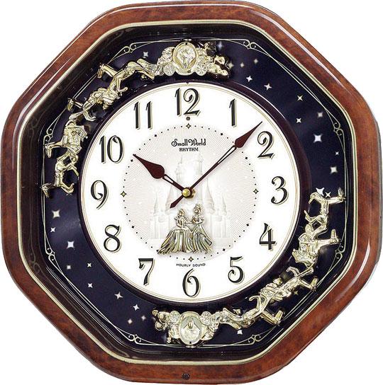 Настенные часы Rhythm 4MH823WD06