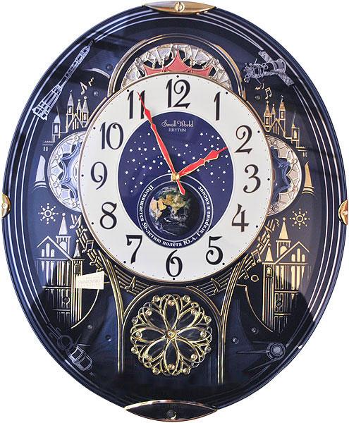 Настенные часы Rhythm 4MH856WA11