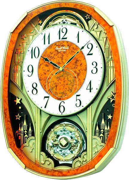 Настенные часы Rhythm 4MH877WD23-ucenka