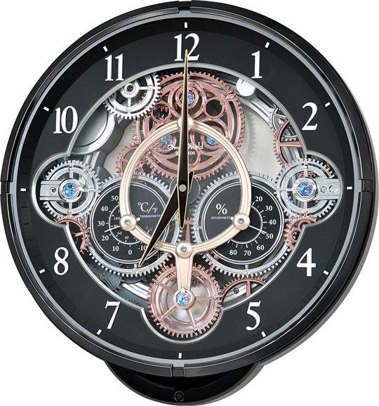 Настенные часы Rhythm 4MH886WD02