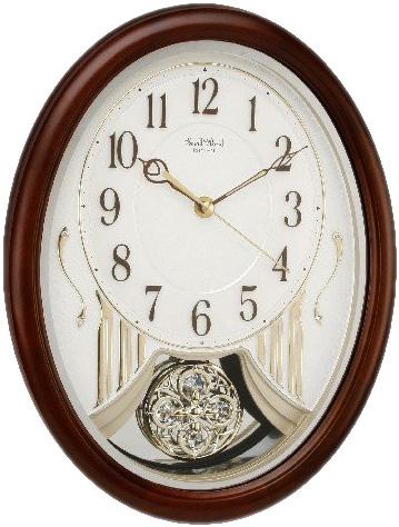 Настенные часы Rhythm 4MJ407WD06 настенные часы swarovski vremya lyubvi