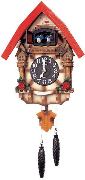 Настенные часы Rhythm 4MJ415-R06