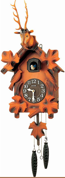 Настенные часы Rhythm 4MJ416-R06