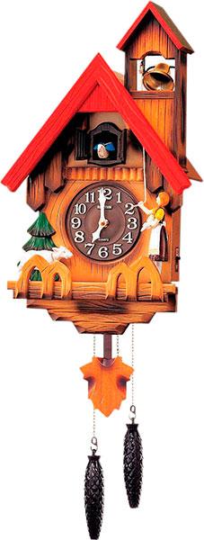 Настенные часы Rhythm 4MJ417-R06