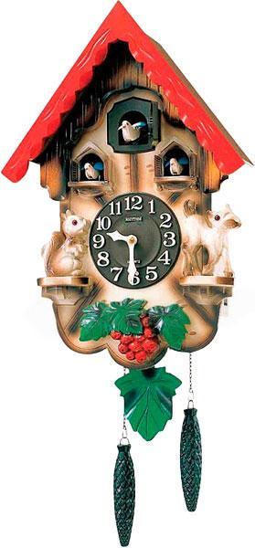 Настенные часы Rhythm 4MJ418-R06
