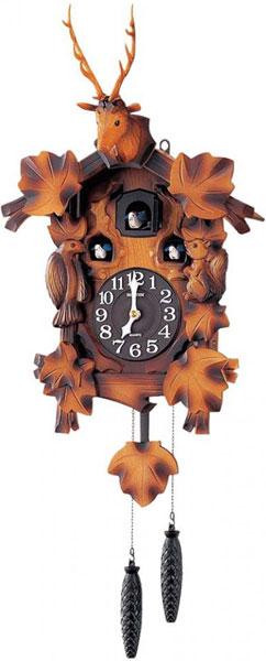 Настенные часы Rhythm 4MJ419-R06