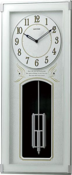Настенные часы Rhythm 4MJ433WD05