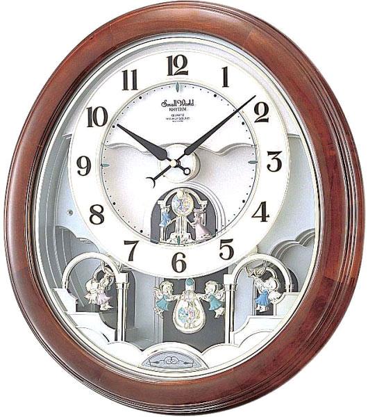 Настенные часы Rhythm 4MJ854WD06