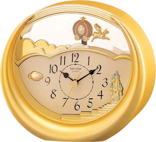 Настольные часы Rhythm 4SG719WR18 rhythm rhythm 4sg719wr18