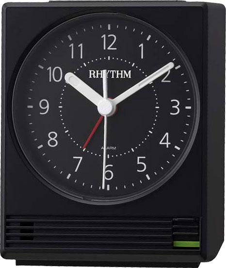Настольные часы Rhythm 8RE651WR02 будильник кварцевый mikhail moskvin цвет золотой 2816 5