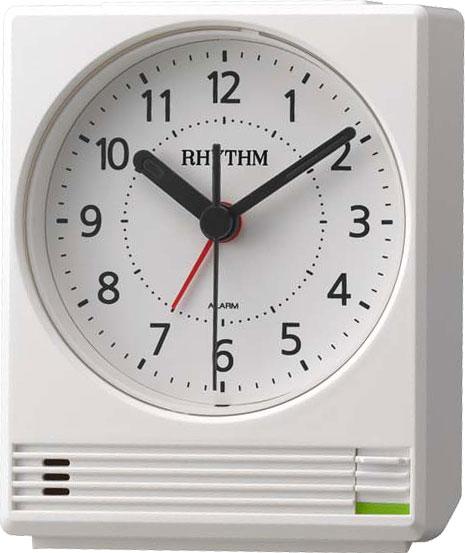 Настольные часы Rhythm 8RE651WR03 будильник кварцевый mikhail moskvin цвет золотой 2816 5