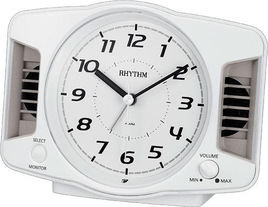 Настольные часы Rhythm 8REA26WR03 rhythm 8rea26wr03 rhythm