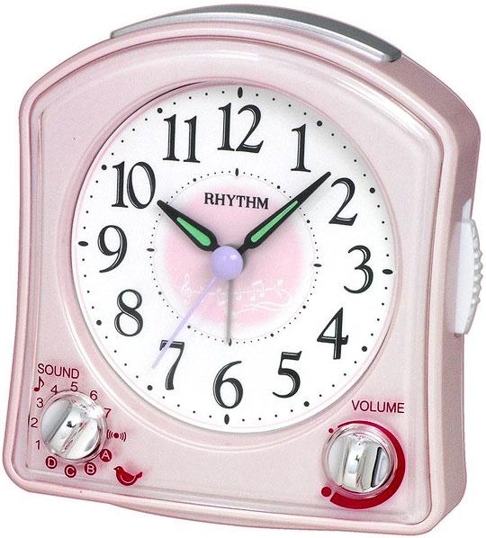 Купить со скидкой Настольные часы Rhythm 8RMA02WR13