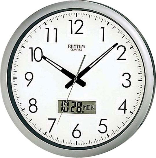 Настенные часы Rhythm CFG702NR19 rhythm настенные часы rhythm cmg771nr02 коллекция