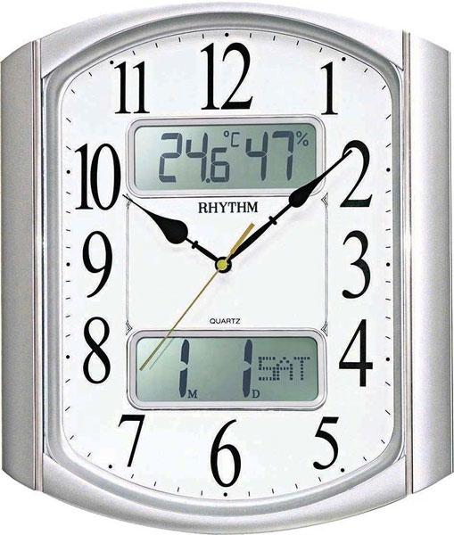 Фото #1: Настенные часы Rhythm CFG708NR19