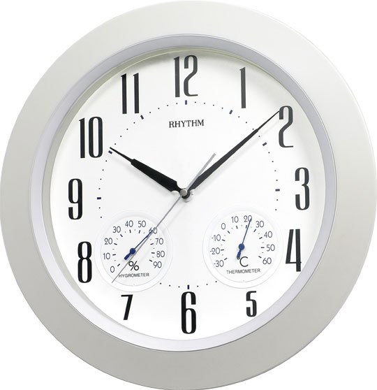 Настенные часы Rhythm CFG712NR03
