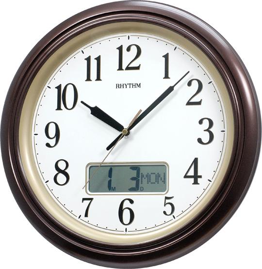 Настенные часы Rhythm CFG714NR06 часы rhythm cfg714nr06