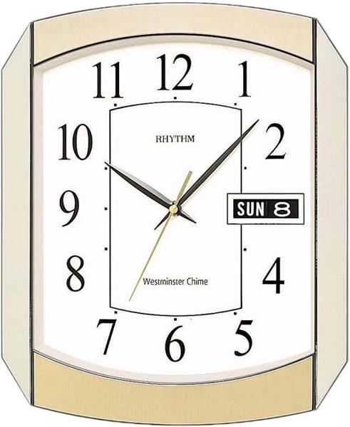 Настенные часы Rhythm CFH102NR65