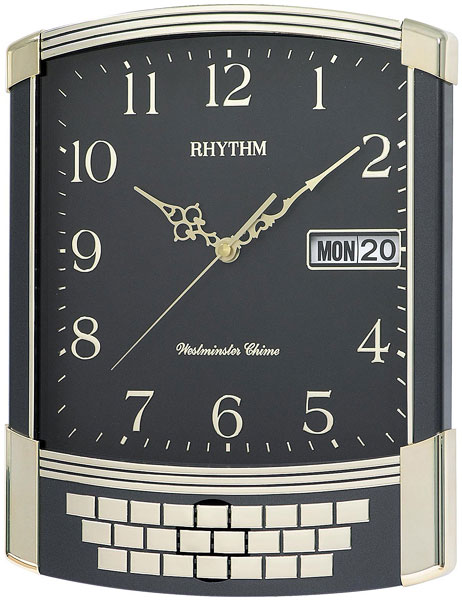 Настенные часы Rhythm CFH105NR02