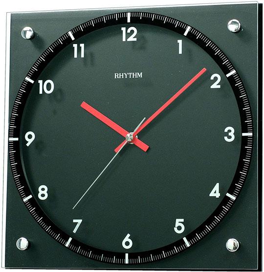 Настенные часы Rhythm CMG100NR02 rhythm rhythm cmg100nr02