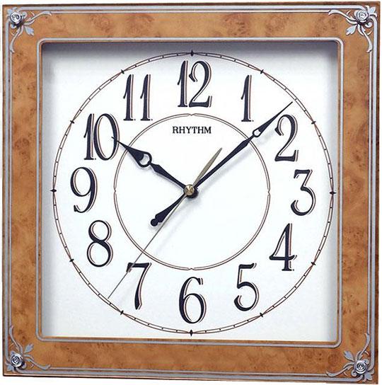 Настенные часы Rhythm CMG112NR07 rhythm настенные часы rhythm cmg771nr02 коллекция