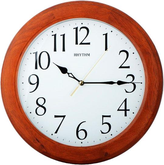 Настенные часы Rhythm CMG115NR06 часы rhythm lct036 r19