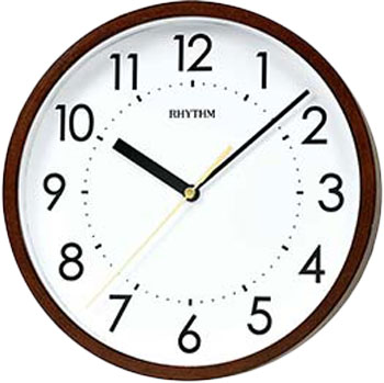 Настенные часы Rhythm CMG123NR06 rhythm настенные часы rhythm cmg771nr02 коллекция