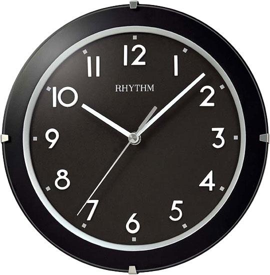 Фото «Деревянные настенные часы Rhythm CMG124NR02»