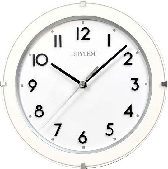 Настенные часы Rhythm CMG124NR03 rhythm настенные часы rhythm cmg771nr02 коллекция