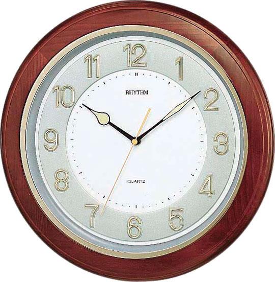 Настенные часы Rhythm CMG266BR06