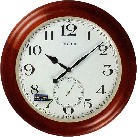 Купить со скидкой Настенные часы Rhythm CMG293NR06