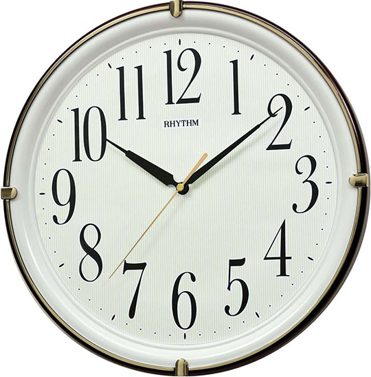 Настенные часы Rhythm CMG404NR06 часы rhythm cmg404nr06