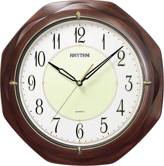 Настенные часы Rhythm CMG413NR06 rhythm настенные часы rhythm cmg771nr02 коллекция