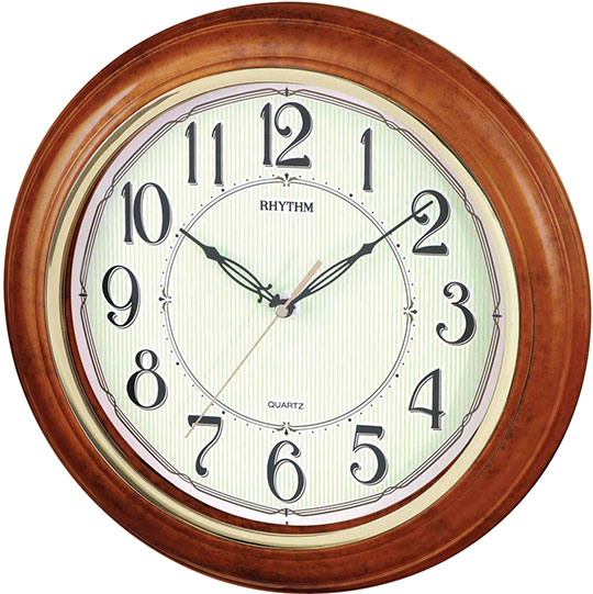 Настенные часы Rhythm CMG425BR06