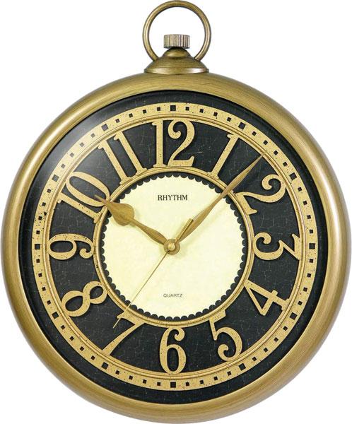 Настенные часы Rhythm CMG431NR18 rhythm cmg431nr18