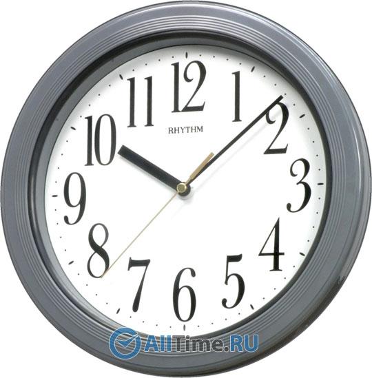 Настенные часы Rhythm CMG449NR08 rhythm настенные часы rhythm cmg771nr02 коллекция