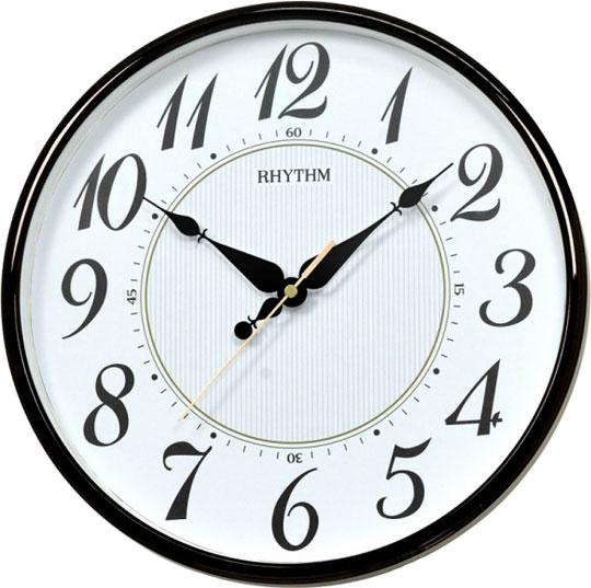 Настенные часы Rhythm CMG465BR02 rhythm настенные часы rhythm cmg771nr02 коллекция