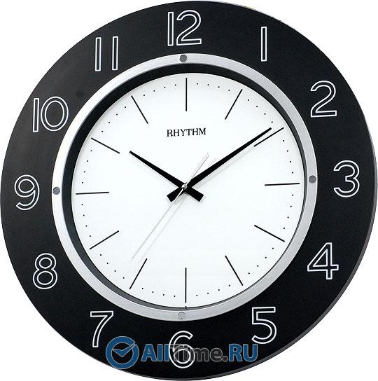 Настенные часы Rhythm CMG473NR02 rhythm настенные часы rhythm cmg771nr02 коллекция