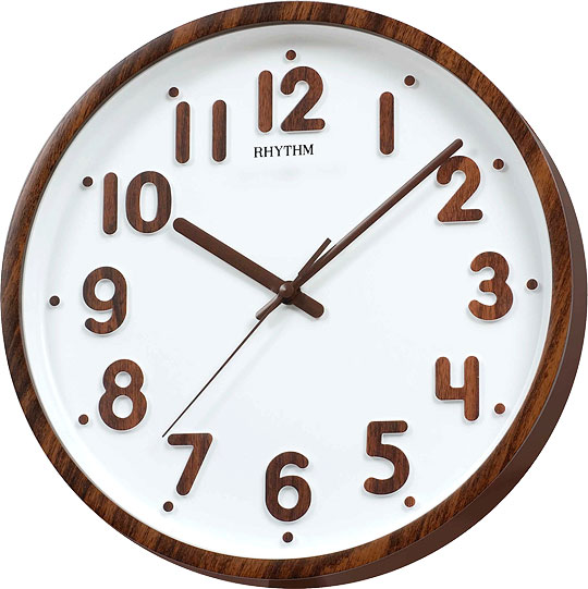 Настенные часы Rhythm CMG487NR06 настенные часы the rhythm cmg487nr06 rhythm