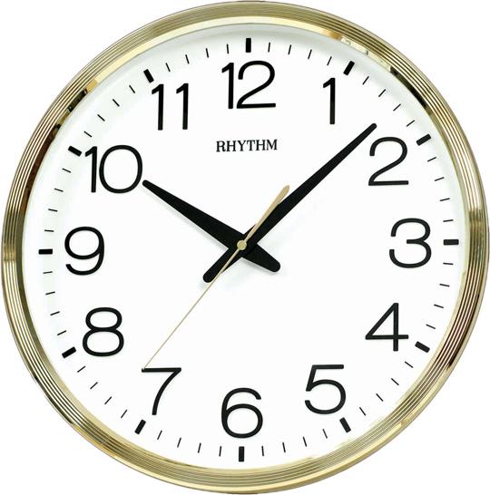 Настенные часы Rhythm CMG494BR18