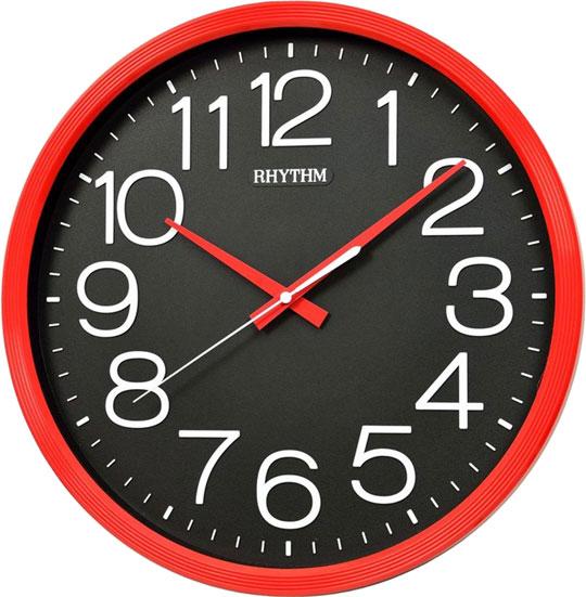 Настенные часы Rhythm CMG495DR01 rhythm настенные часы rhythm cmg771nr02 коллекция
