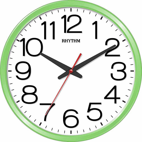Настенные часы Rhythm CMG495NR05