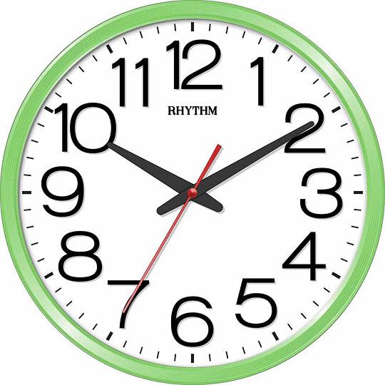 Настенные часы Rhythm CMG495NR05 автоакустика supra ssb 4 коаксиальная 2 полосная 10см 30 120вт
