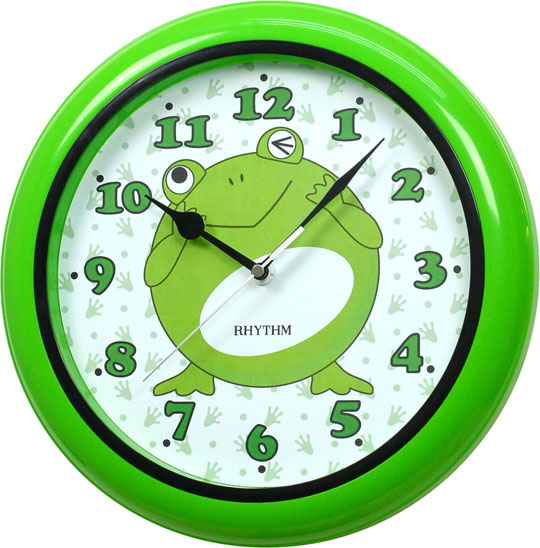Настенные часы Rhythm CMG505BR05
